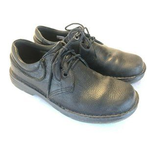 Dr. Martens Industrial Hampshire Leather Shoes